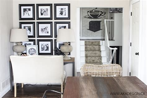 decorating with family pictures how to decorate with family photos love your home day 17