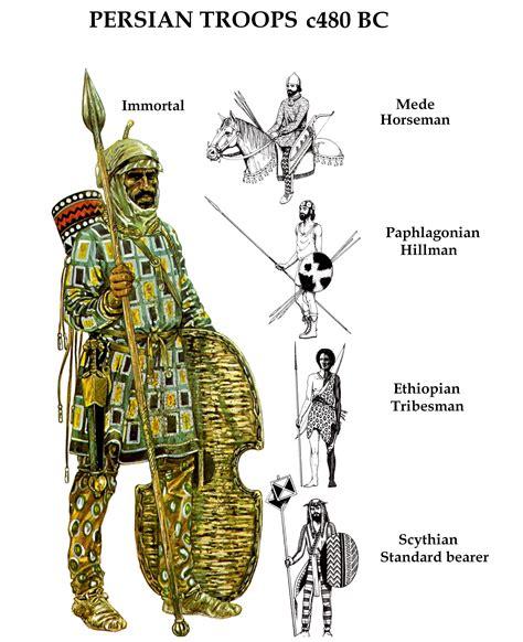 immortali persiani soldiers immortals soldiers immortals