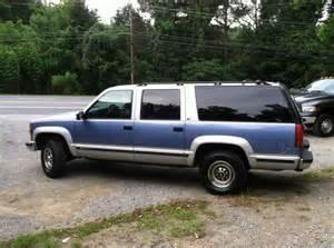 buy used 1995 chevrolet k2500 suburban 6 5l diesel 4x4 in
