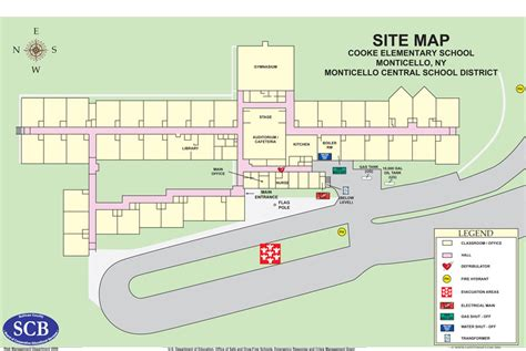 sle site plan sle site plan sle site plan emergency evacuation floor