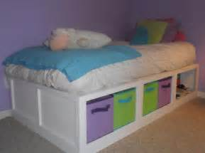 Diy Stratton Daybed White Storage Daybed Lessons Learned Diy Projects