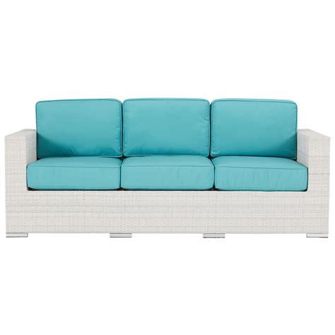 teal sofa city furniture biscayne dark teal sofa