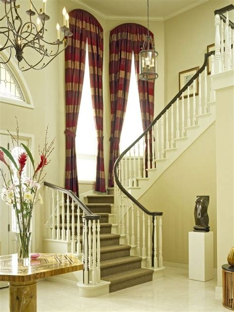 top ten staircase window 1000 images about staircase window treatments on window treatments center table