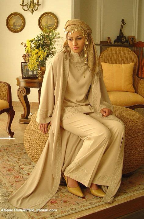 Costum Muslim Niken iranian fashion iran fashion iranian