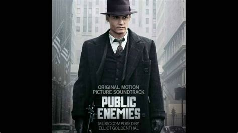 public enemies ost jd dies youtube