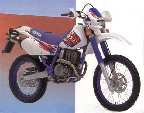 Yamaha Tt250r 1997
