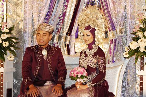 tutorial rias pengantin padang my modern minang wedding vendors rhily zoro s