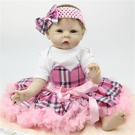 Handmade Baby Dolls That Look Real - handmade npk doll 22 inch soft silicone reborn baby doll