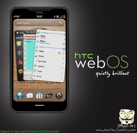 htc webos is quietly brilliant by digitallydestined on