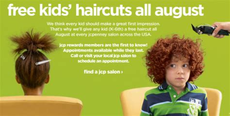 haircut deals for back to school kids crafts coupons and my crazy life deal of the day