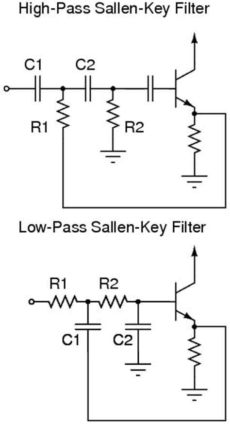high pass filter calculator butterworth sallen key filter calculator