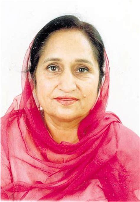 bibi surinder kaur badal died  pgi chd punjab chief minister wifetheback bencherscom