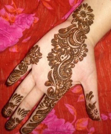 mehndi designs 2016 simple best simple arabic eid henna mehndi designs image for