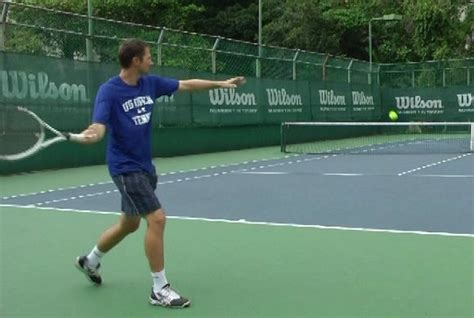 tennis swing style timing in tennis and how to improve it feel tennis