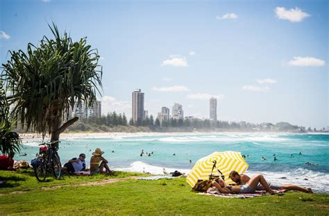 best of the gold coast 7 of the best beaches on the gold coast gold coast the