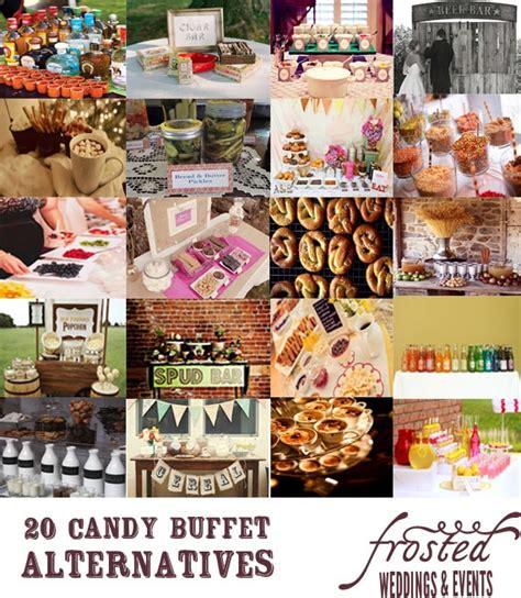 40 Best Candy Bar Images On Pinterest Wedding Candy Classic Buffet Dinner Ideas