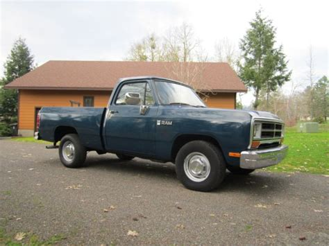 88 89 90 dodge ram 1500 bed incredibly rust free