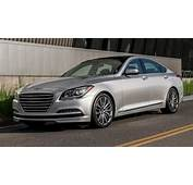 Genesis G80 2017 Wallpapers And HD Images  Car Pixel