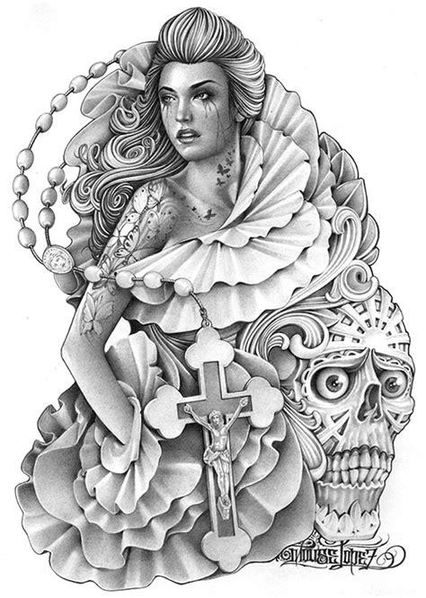 mouse lopez black market art company tattoo art amp apparel