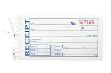 Blank Credit Card Receipt Template Blank Receipt Stock Photos Images Pictures 593 Images