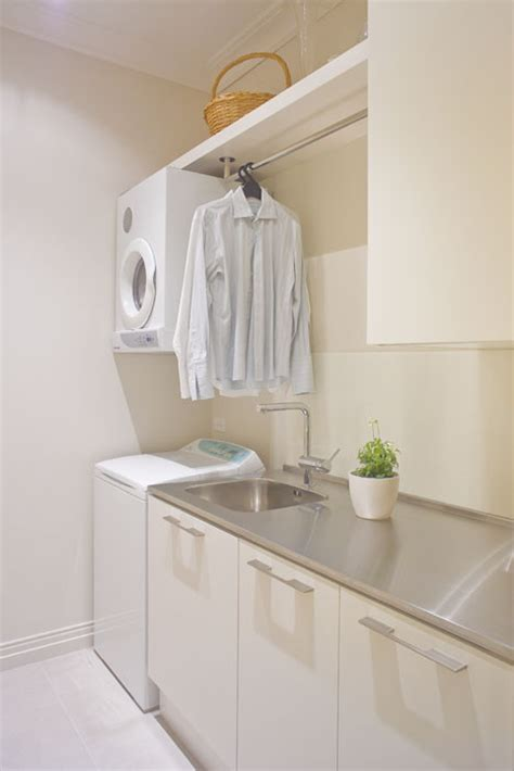 laundry room clothes hanger laundry room wall mount drying rack interior decorating