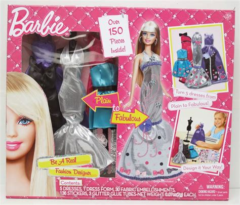 Field Design For Real Barbies by Free For