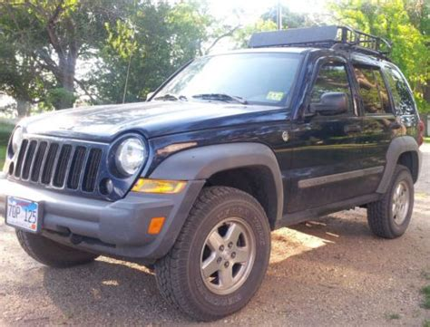 jeep liberty limited lifted find used 2005 jeep liberty limited sport utility 4 door 2