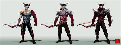qunari tattoo dragon age inquisition artstation dragon age inquisition concept art sergio