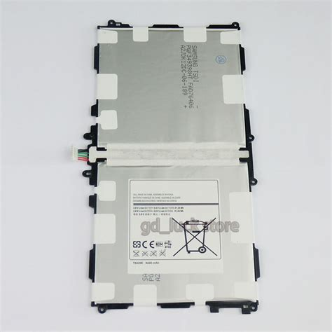 Battery For A Samsung Galaxy Note 10 1 by New Battery T8220e For Samsung Galaxy Tab Note 10 1 P600 P601 P605 T520 T525 Ebay