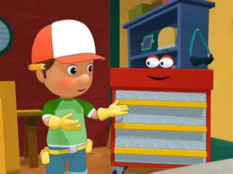 handy manny school for tools a place for everything