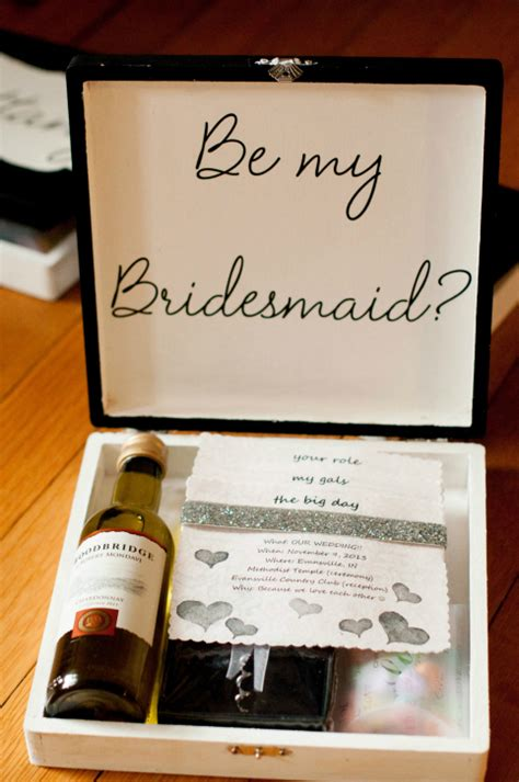 creative ways to ask your bridesmaids wedding bridesmaids the style