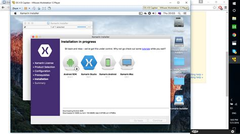 xamarin os x tutorial osx can t install xamarin on mac os x stack overflow