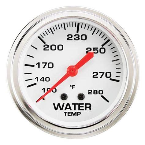 speedway 2 5 8 inch water temperature