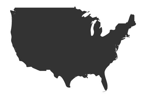 america map transparent usa map transparent png stickpng