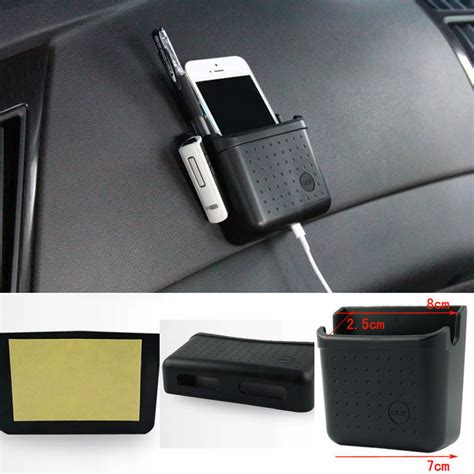 charger organizer car door storage box phone charger cradle pocket bag