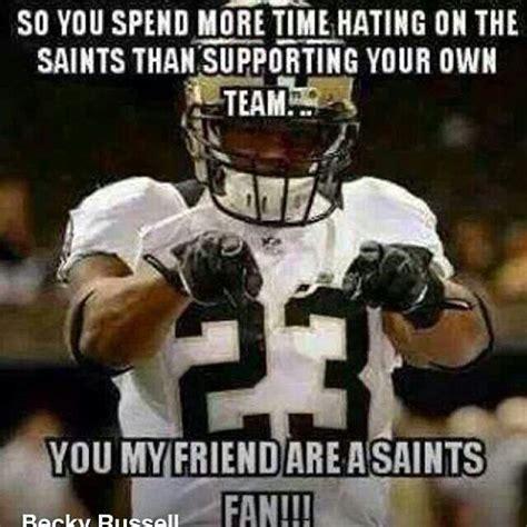 Cowboys Saints Meme - saints haters gonna hate my new orleans saints diva den