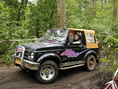 Suzuki 4wd Vehicles Terreintreffen 2004 Suzuki 4wd