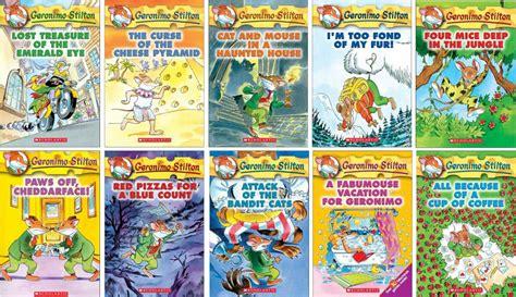 geronimo stilton books pictures geronimo stilton series collection set books 1 50 brand