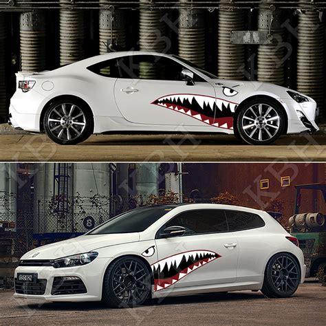 Shark Car Sticker