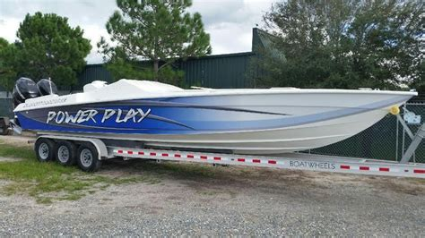 powerplay boats powerplay 33 sportdeck 1988 for sale for 62 900 boats