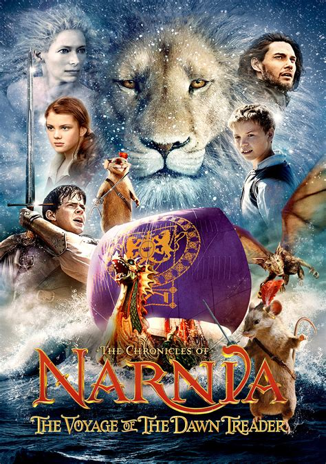 narnia film poster the chronicles of narnia the voyage of the dawn treader