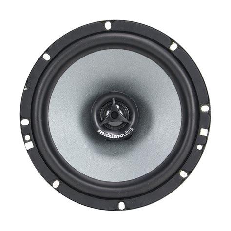 Speaker Morel Maximo 2 Way morel maximo ultra 602 coax 6 1 2 quot 2 way car audio coaxial speakers coax6