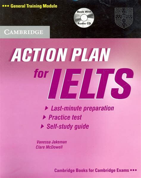 tutorial ielts online action plan for ielts general training module book with