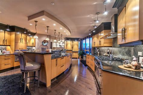 Kitchen Accessories Ideas The Ultimate Luxury Penthouse Mansion In Vancouver