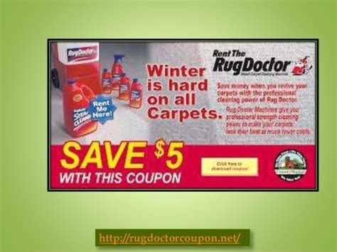 rug doctor coupon rug doctor coupon