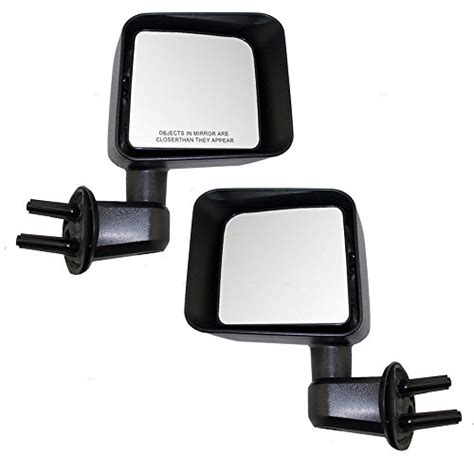 Side Mirrors For Jeep Wrangler Jeep Wrangler Passenger Side Mirror Passenger Side Mirror