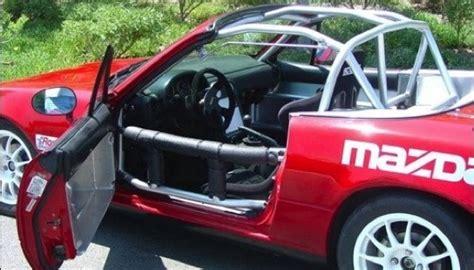 Miata Door Bars by 1995 Mazda Miata Got In A Crash Page 3