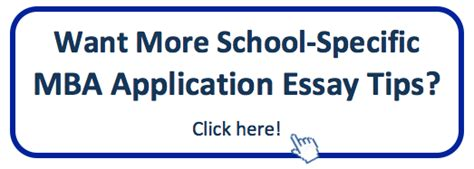 Boston Mba Essay Tips by An Admissions Director S Perspective On Applying To B School