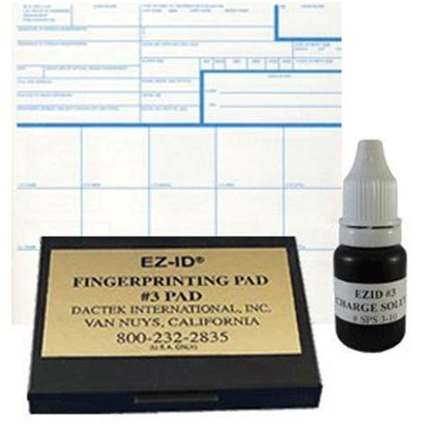 Best Seller Fingerprint Solution X 304 roll fingerprint ink starter kit co uk office