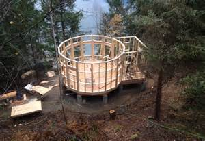 round tiny house framing plans design plan software our floor construction pdf sketchup the